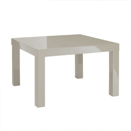 Puro End Table - Stone